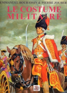 "Estampe ""Costume militaire"""