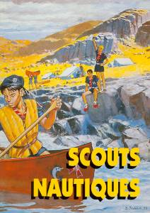 Scouts Nautiques (Scoutorama Collection n°3)